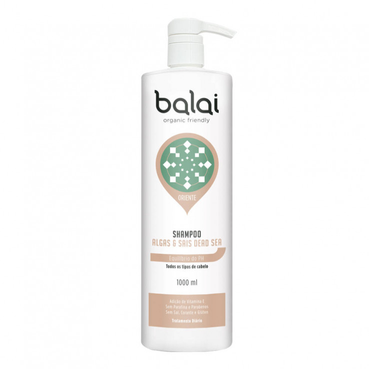 SHAMPOO ORIENTE EQUILIBRIO DO PH - 1000ML