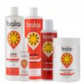 Kit Completo América Hidratação Profunda - Balai Vegan Treatment